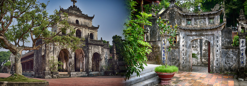 Voyage Vietnam - Pagode