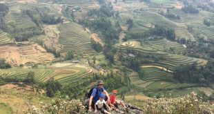 randonnée vietnam