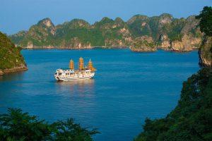 baie de lan ha nord vietnam