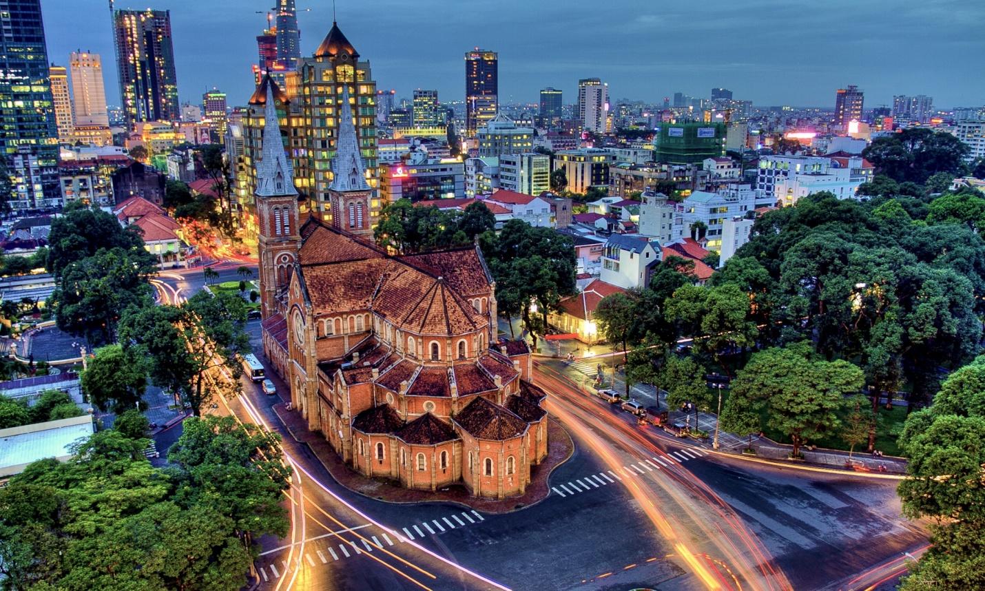 voyage vietnam de noces