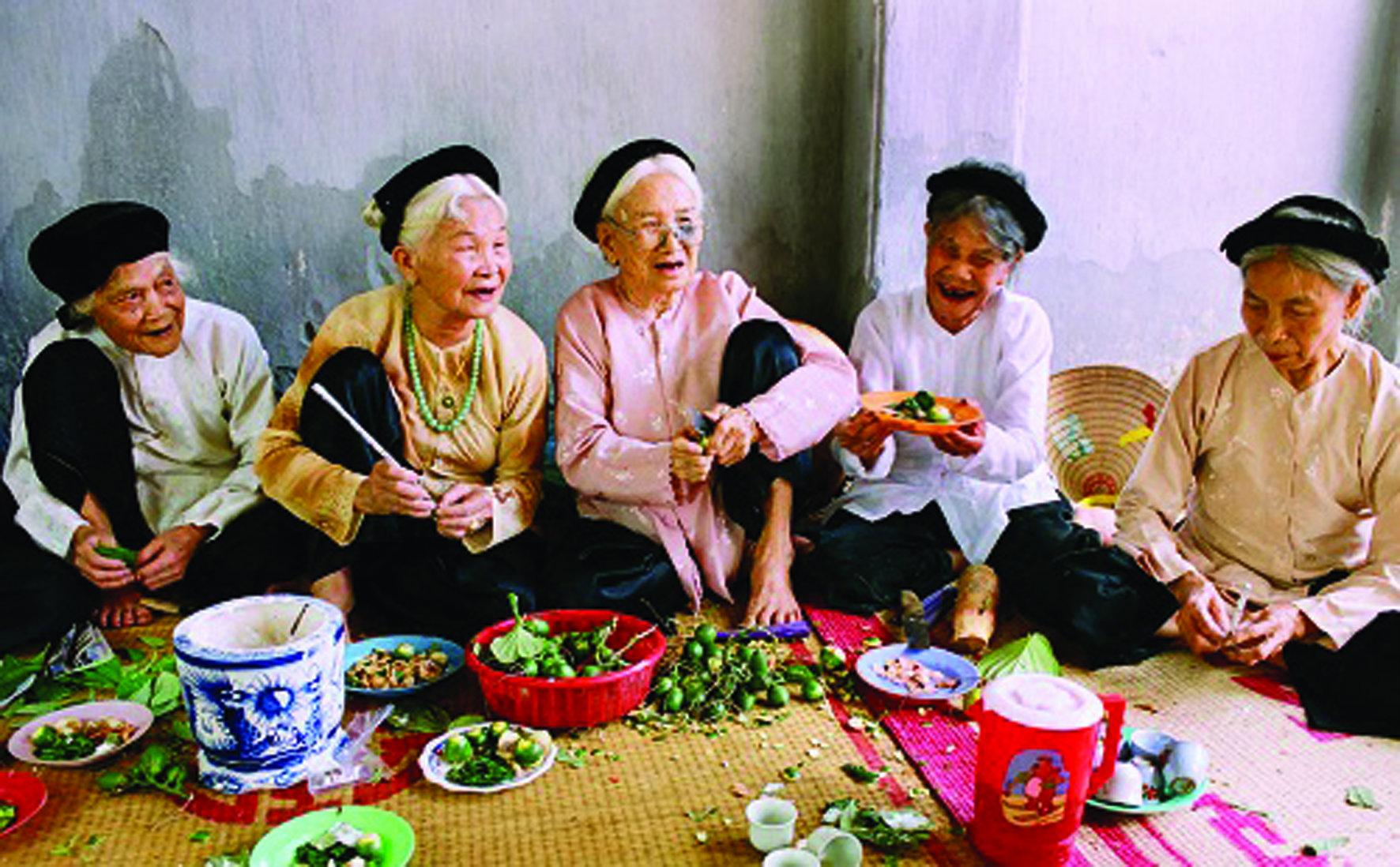 chique du bétel vietnam