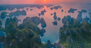 voyage baie d'halong